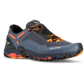 SALEWA Ultra Train 2 Zapatillas Hombre, grisaille/dawn